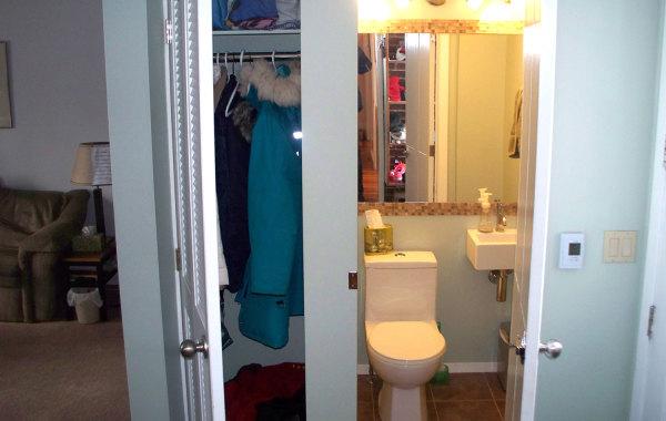 Fort Garry Bathroom & Closet